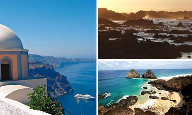 Melhores lugares para fazer mergulho, por Luciano Samarco