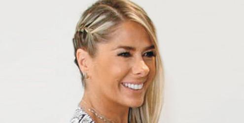 Aprenda a fazer os penteados de Adriane Galisteu