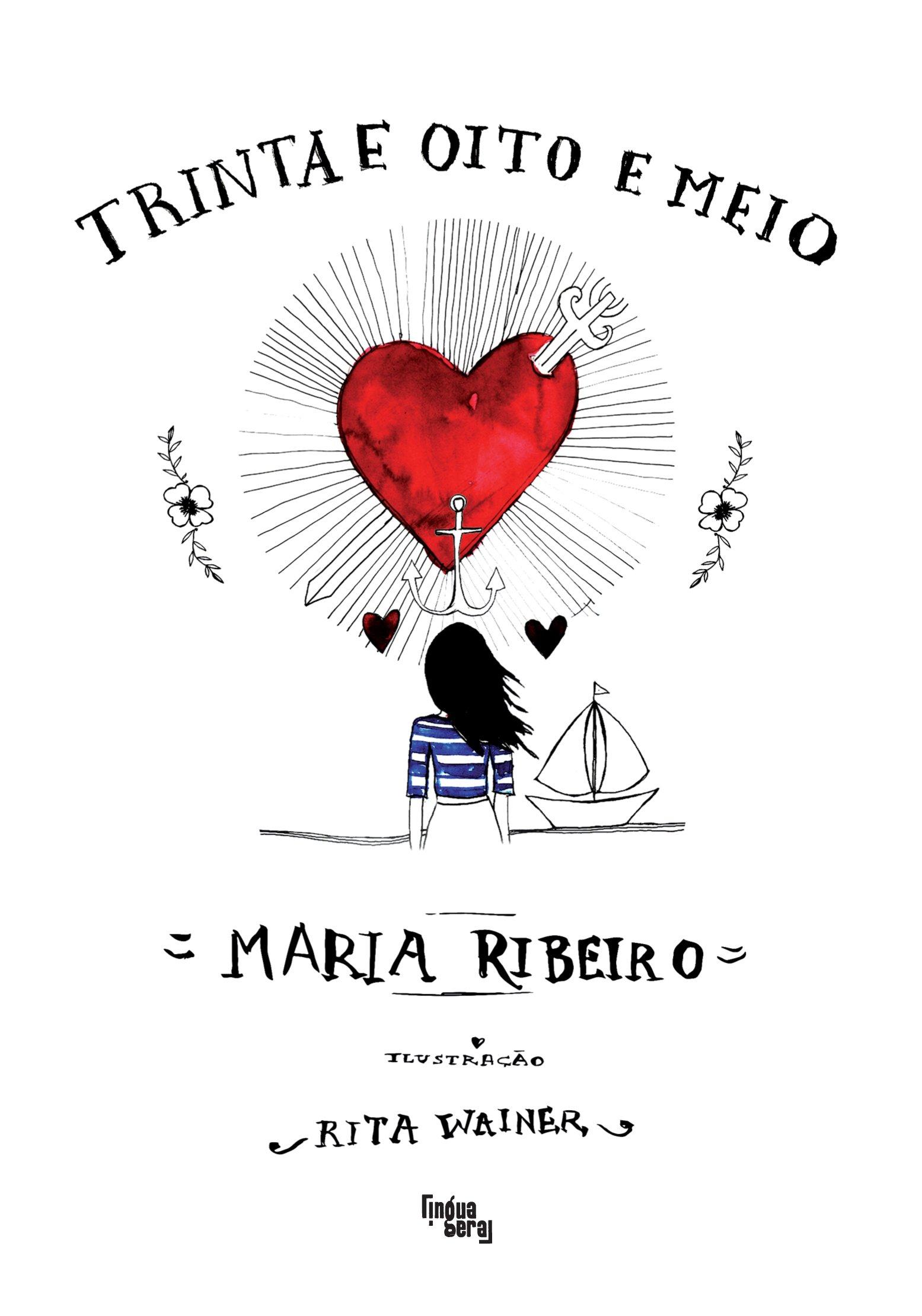capa do livro trinta e oito e meio