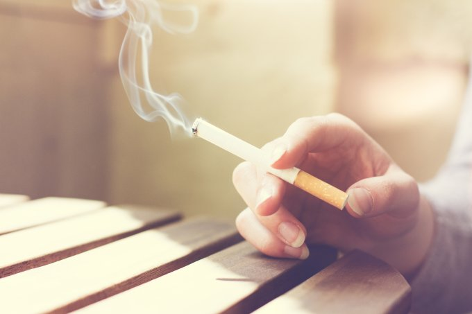 Relação entre cigarro e trombose