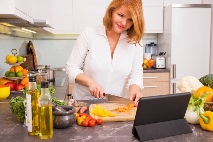 Vídeos para aprender a cozinhar