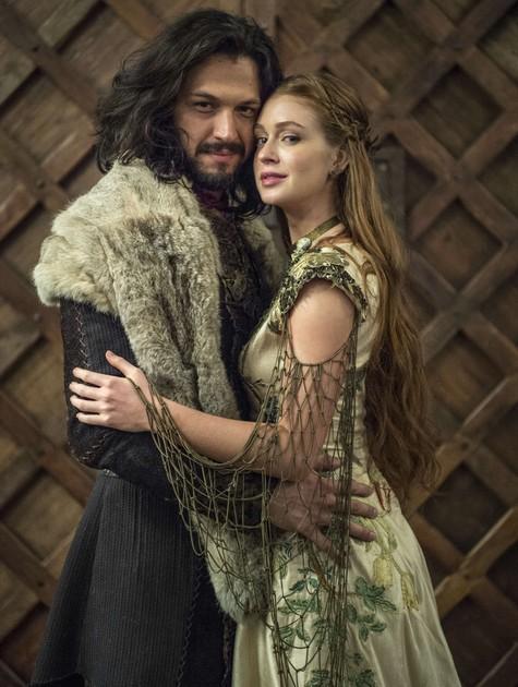 Casamento Amália e Afonso Deus Salve o Rei