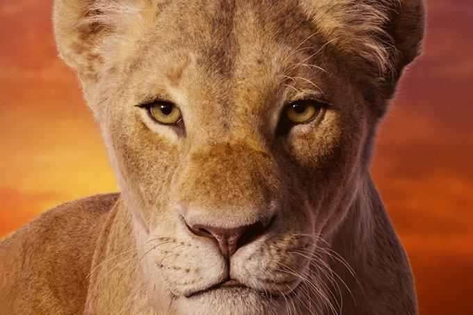 Nala em 'O Rei Leão'