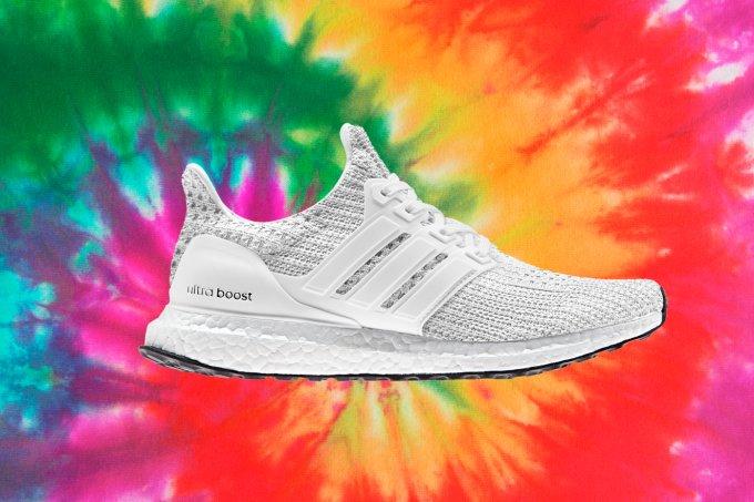 Adidas Ultraboost Tie-Dye