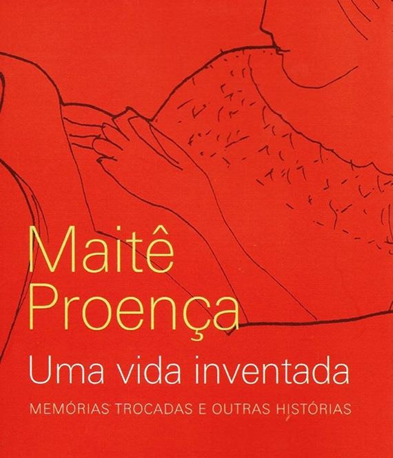 capa do livro uma vida inventada e outras historias