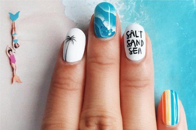unhas-decoradas-para-o-verao-nail-art