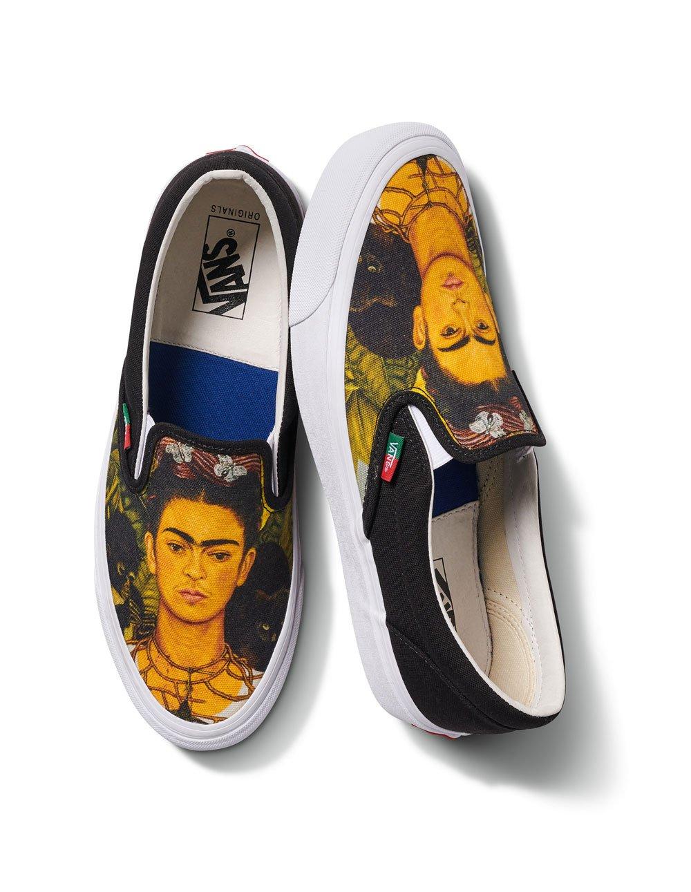 Vans Frida Kahlo