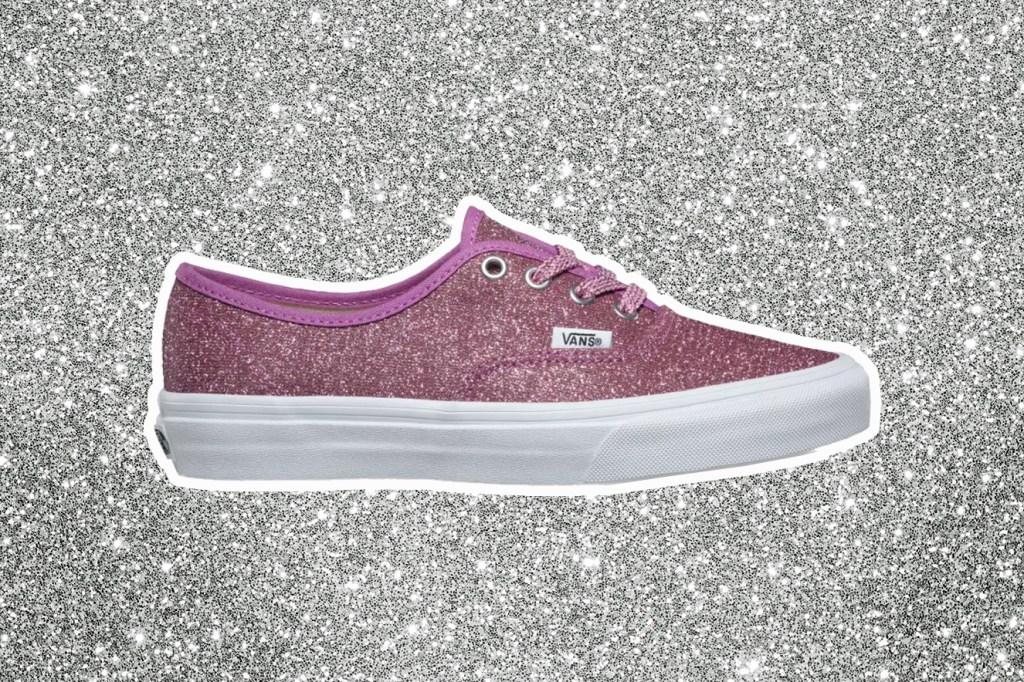 Vans Lurex Glitter Pack