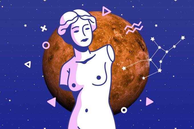 Venus em Virgem