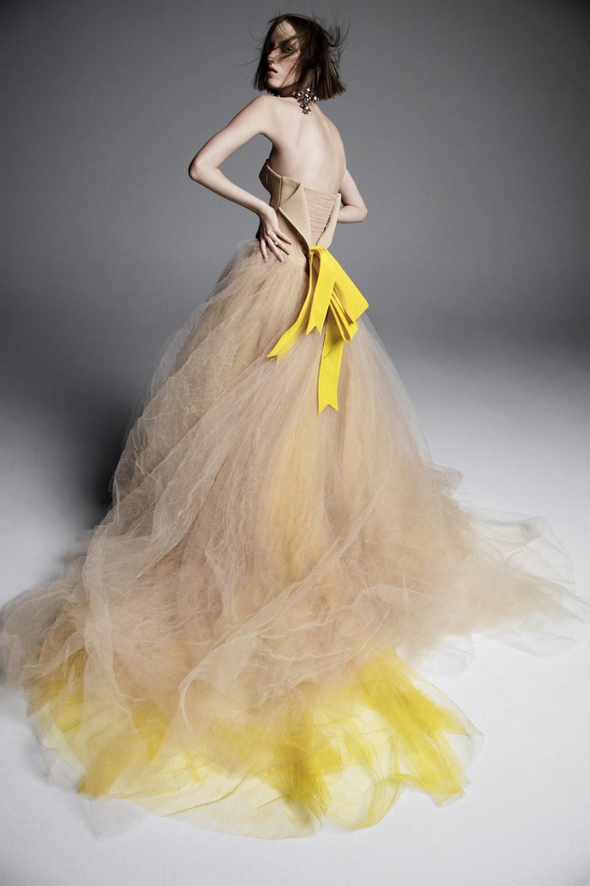 Vestidos de noiva Vera Wang coleção Spring 2019