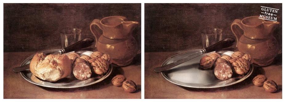 Reprodução/ Gluten Free Museum
