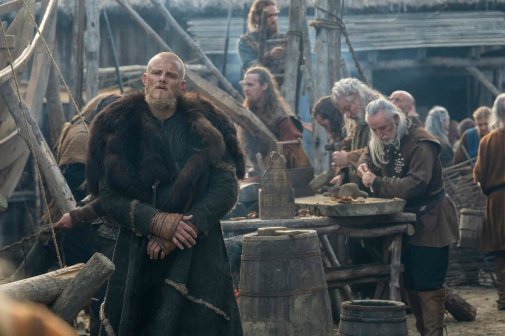 Vikings- Temporada 6