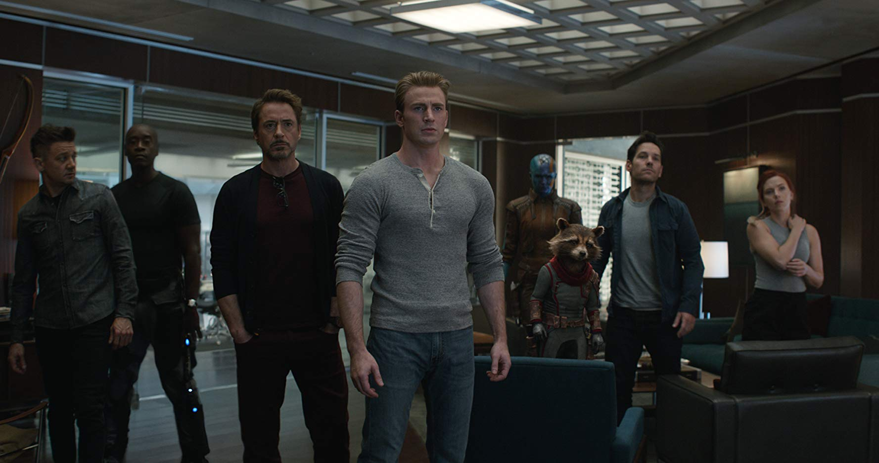 'Vingadores: Ultimato'