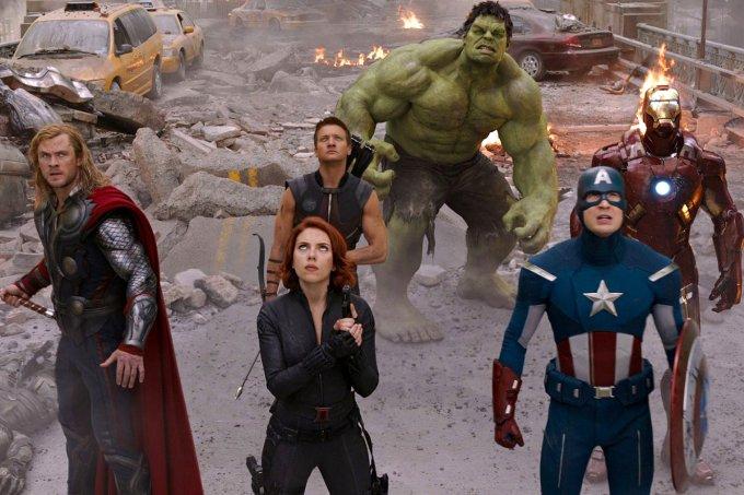 Vingadores: A Era de Ultron