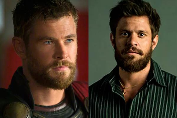 Alexandre Claveaux seria o Thor