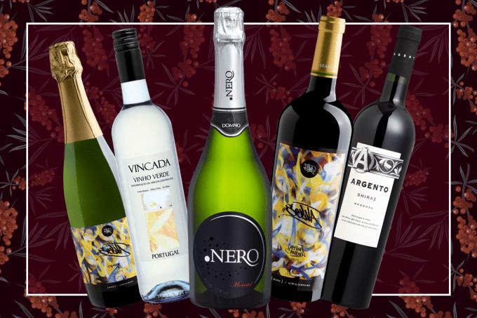 bons vinhos por menos de R$ 50 para o Dia dos Pais