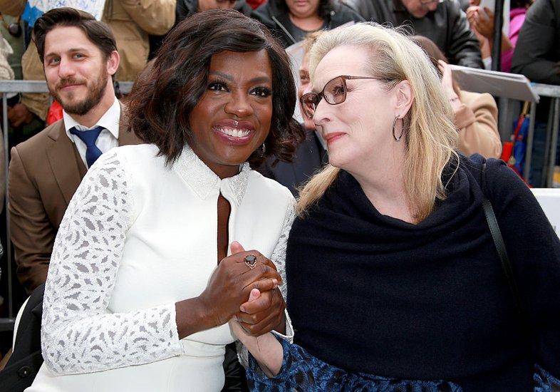 Viola Davis e Meryl Streep