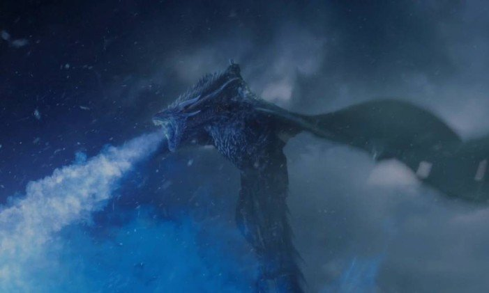 Viserion, Game of Thrones