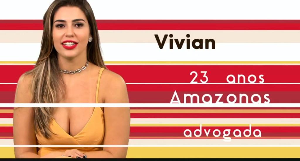 Vivian do BBB 17