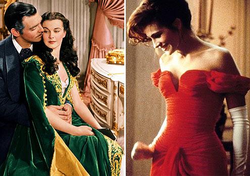 10 vestidos que fizeram história no cinema