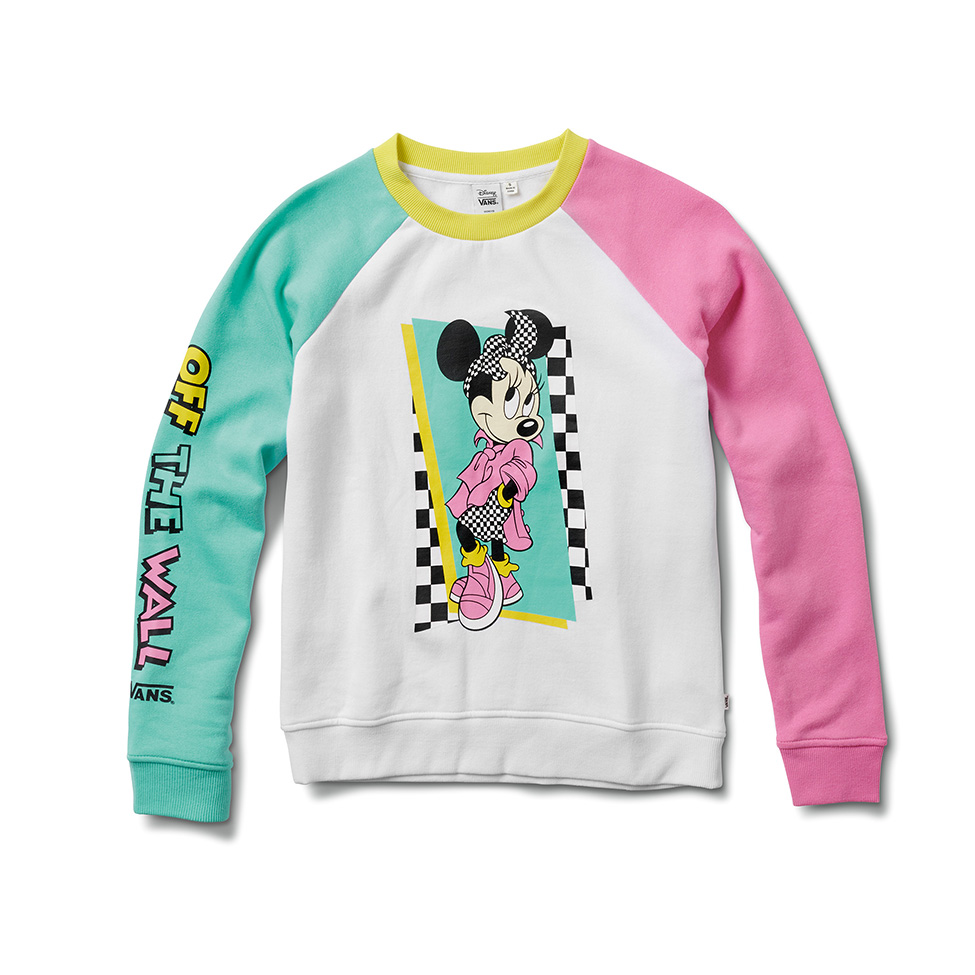 Blusa Vans X Disney Hyper Minnie Feminina
