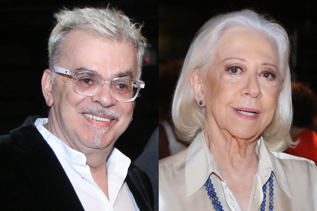 Walcir e Fernanda