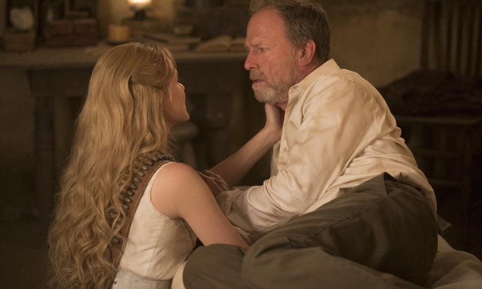 Westworld - Dolores e o pai