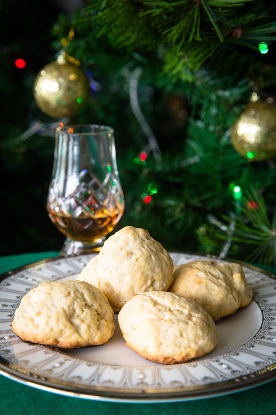 whisky-scones