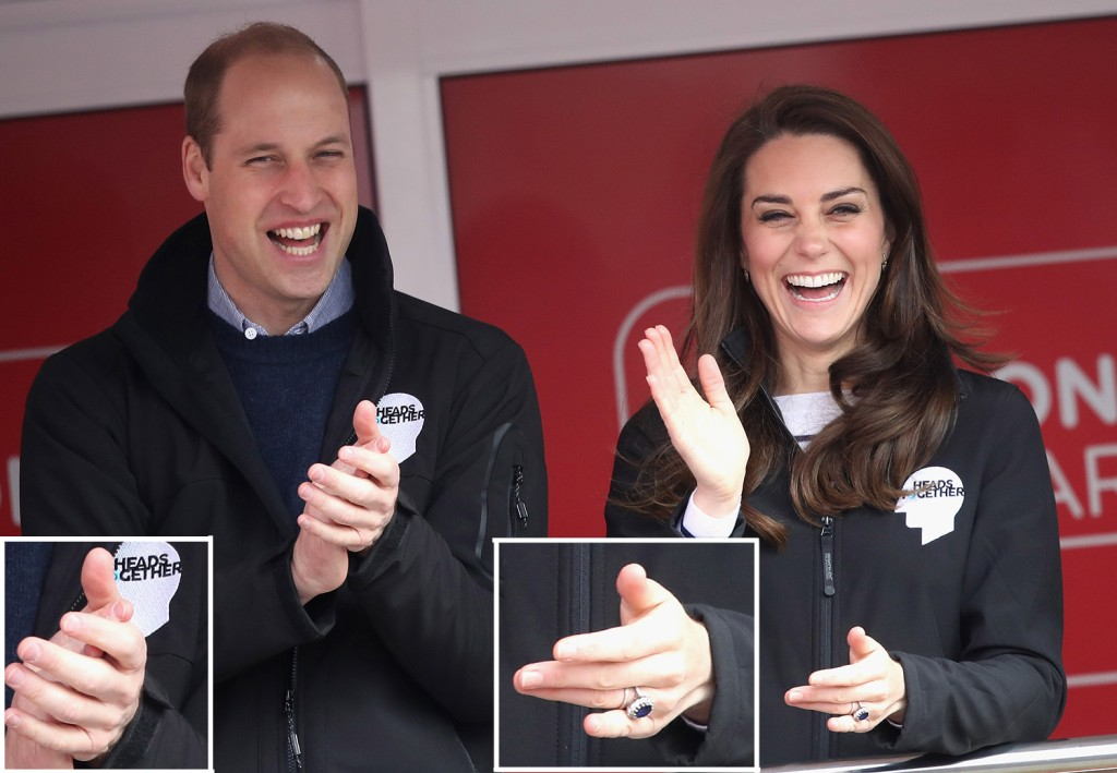 Príncipe William e Kate Middleton Aliança