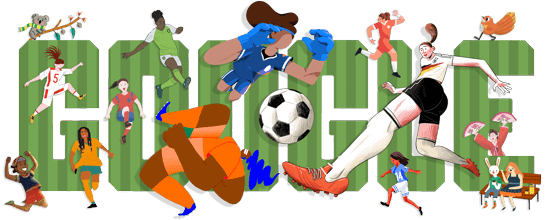 womens world cup doodle google
