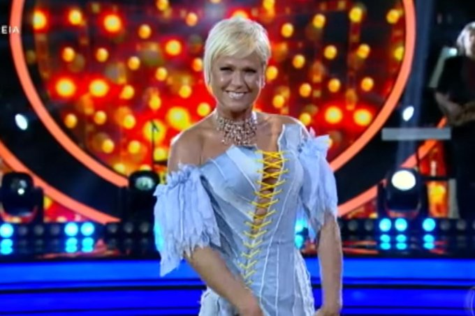 "Xuxa no ""Dancing Brasil"""