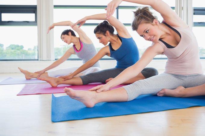 Yoga ajuda a amenizar dores da fibromialgia