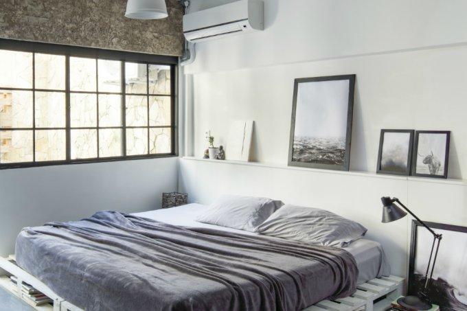 Apê de 37 m2 com estilo industrial e reforma de baixo custo