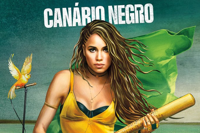 Canário Negro