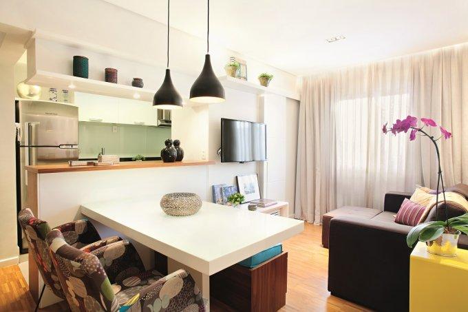 decoração-de-apartamento-pequeno-traz-integração-de-ambientes-sala-capa