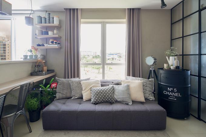 Decoração-para-apartamento-pequeno-com-planta-estreita-sala-de-estar