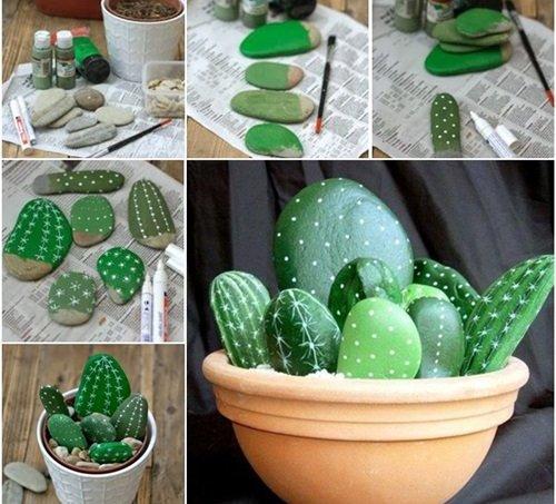 diy-stone-cactus-yard-art-5