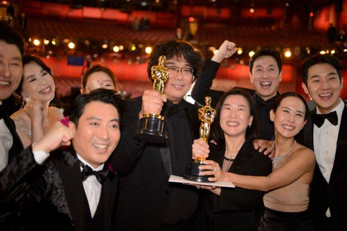 Parasita no Oscar