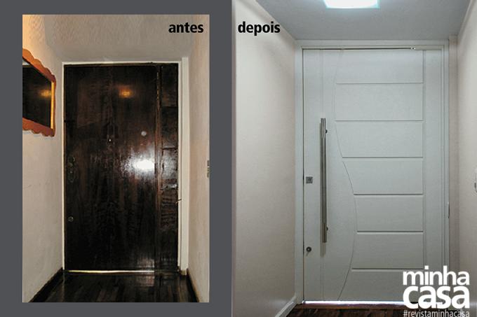 hall-de-entrada-clean- moderno-e-bem-iluminado- após-reforma