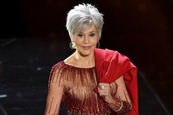 Jane Fonda Oscar 2020