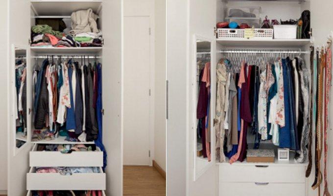 Os segredos para ter um armário impecável