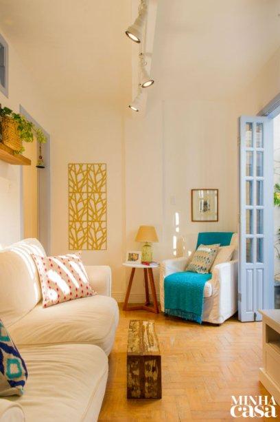 Projeto da<span>designer de interiores </span><span>Patrícia Ribeiro</span>