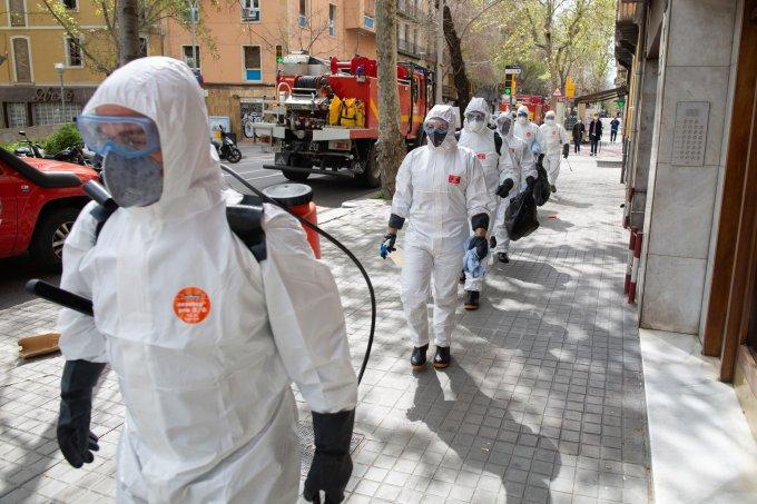 Coronavírus na Espanha