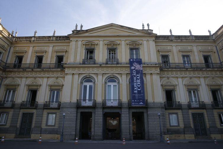 Museu Nacional - Rio de Janeiro