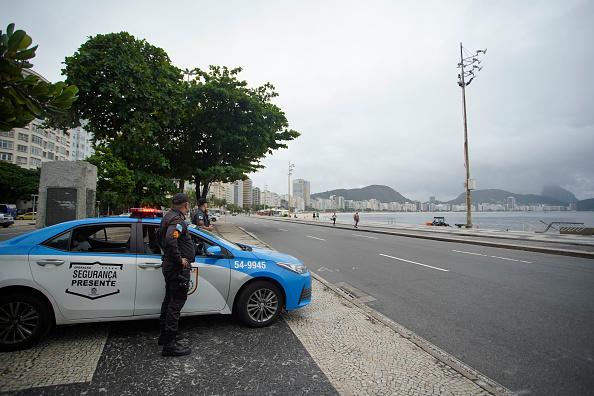 polícia rio