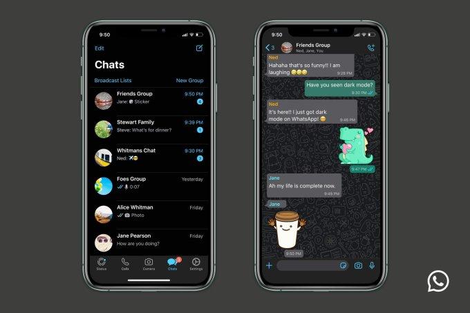 whatsapp-modo-escuro