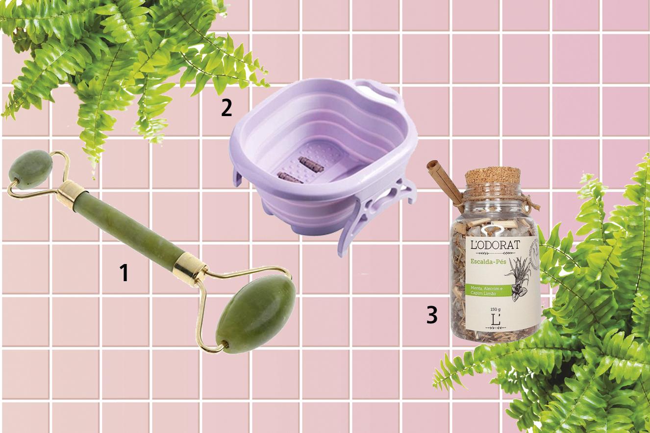 22 produtos para fazer um spa em casa nesse dia das maes