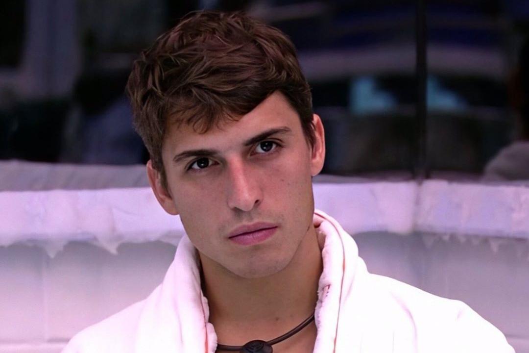 Felipe Prior ex BBB