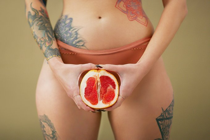 skincare vaginal