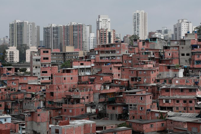 A Day In Paraisopolis, The Second Largest Favela in Sao Paulo